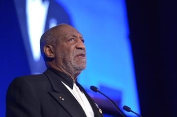 NEW YORK, NY - MARCH 03:  Bill Cosby speaks at the Jackie Robinson Foundation 2014 Awards Dinner at Waldorf Astoria Hotel on March 3, 2014 in New York City.  (Photo by Stephen Lovekin/Getty Images for the Jackie Robinson Foundation) By Stephen Lovekin