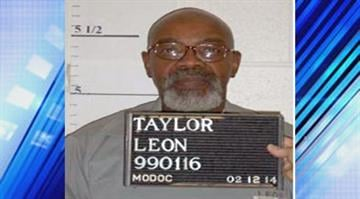 Leon Taylor, 56, was pronounced dead at 12:22 a.m. at the state prison in Bonne Terre, minutes after receiving a lethal injection. By Stephanie Baumer