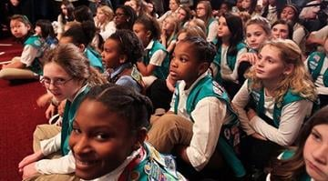 (Photo by Paul Morigi/Getty Images for Girl Scouts of America) By Paul Morigi