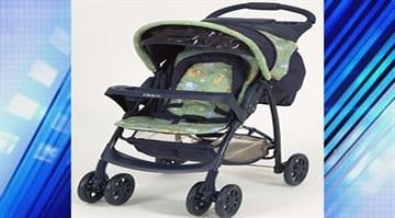 Breeze Model Stroller By Stephanie Baumer