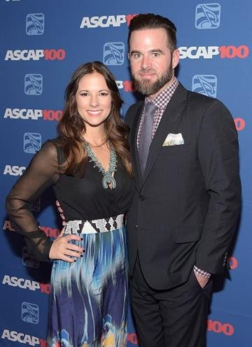 NASHVILLE, TN - NOVEMBER 03: Catherine Werne and David Nail attend the 52nd annual ASCAP Country Music awards at Music City Center on November 3, 2014 in Nashville, Tennessee.  (Photo by Michael Loccisano/Getty Images) By Michael Loccisano