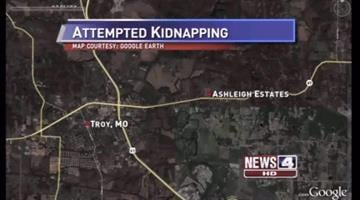 Lincoln County investigators are looking for a man who may have tried to kidnap a pre-teen girl. The Lincoln County Sheriff says that the incident happened in the Asleigh Estates Subdivision east of Troy, Missouri on Tuesday.