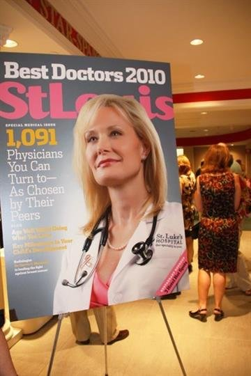 """St. Louis Magazine's """"Top Doctors"""" reception at the Magic House By KMOV Web Producer"""