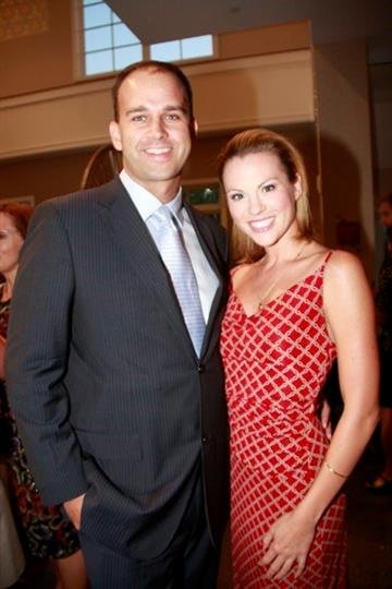 """St. Louis Magazine's """"Top Doctors"""" reception at the Magic House- Christopher Lenarz, Kaylea Boutwell By KMOV Web Producer"""
