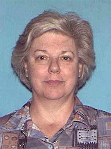 Susan Allen, 55, went missing on Wednesday, July 28, 2010.