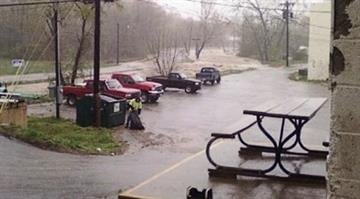 A massive storm system moved through the St. Louis area on Thursday, putting several local cities under the threat of flash floods. By John Bailey