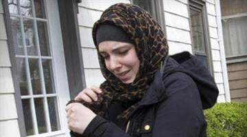 """The wife of slain Boston Marathon bombing suspect Tamerlan Tsarnaev is """"doing everything she can"""" to assist federal authorities who are investigating the attacks, her lawyer said on Tuesday. By Belo Content KMOV"""