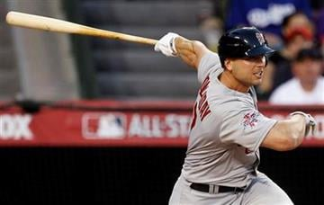 The National League's Matt Holliday, of the St. Louis Cardinals makes a base hit during the 7th inning of the All-Star baseball game Tuesday, July 13, 2010, in Anaheim, Calif. (AP Photo/Chris Carlson) By Chris Carlson