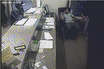 Surveillance photo from Ramada Inn robbery in St. Peters By Afton Spriggs