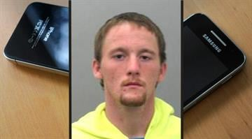 Codey Bergmann, 20, was charged with felony stealing after allegedly trying to sell a stolen iPhone on Craigslist. By Dan Mueller