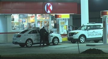 An armed robbery occurred at a Circle K in the 11200 block of Old St. Charles Road in Bridgeton at 1:00 a.m. Wednesday. By Stephanie Baumer