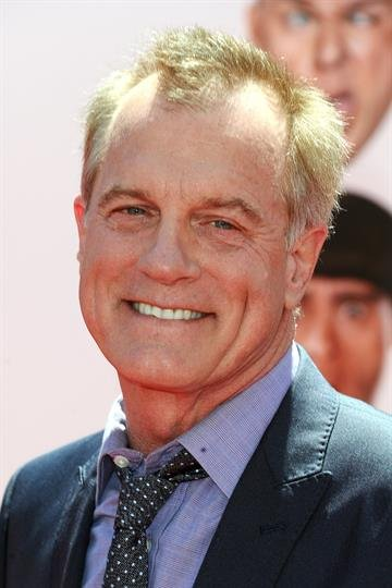 """HOLLYWOOD, CA - APRIL 07:  Actor Stephen Collins attends the Los Angeles premiere of """"The Three Stooges"""" on April 7, 2012 in Hollywood, California.  (Photo by Michael Buckner/Getty Images) By Michael Buckner"""