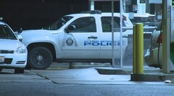 Police say a woman was robbed of her purse on Chouteau near 14th Street early Monday morning By Stephanie Baumer