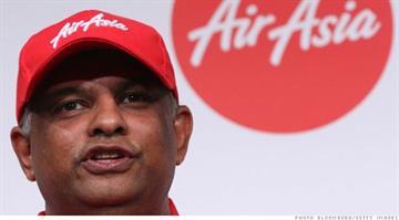 Tony Fernandes, CEO of AirAsia. By Adam McDonald