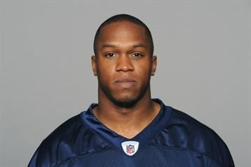 NASHVILLE, TN - CIRCA 2011: In this handout image provided by the NFL, O.J. Murdock of the Tennessee Titans poses for his NFL headshot circa 2011 in Nashville, Tennessee. (Photo by NFL via Getty Images) By Handout