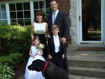A photo of the Murch family, taken from Catherine Murch's Facebook page. By Belo Content KMOV