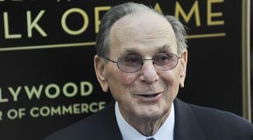 HOLLYWOOD, CA - OCTOBER 14: Hal David is honored with a Star in celebration of his career and 90th birthday on October 14, 2011 in Hollywood, California. (Photo by Toby Canham/Getty Images) By Dan Mueller