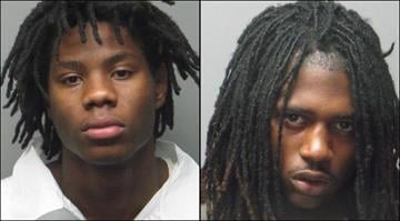 Anthony Smith, 18, and Dante Keller, 18, were both charged with burglary, property damage and attempted stealing from a St. Charles car dealership. By Brendan Marks