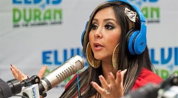 NEW YORK, NY - JUNE 20: Nicole 'Snooki' Polizzi visits the Elvis Duran Z100 Morning Show at Z100 Studio on June 20, 2012 in New York City. (Photo by D Dipasupil/Getty Images)