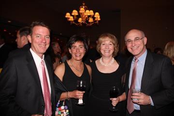 Sam & Susan Luten, Carol & Ed Cohen By Afton Spriggs