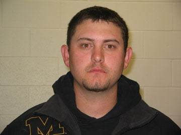 Former sheriff's deputy Damon Berti, 24, charged with sexual assault