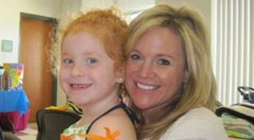 This undated personal photo shows Jacque Sue Waller with one of her children. Author: Edecio Martinez, Camille Mann By KMOV Web Producer
