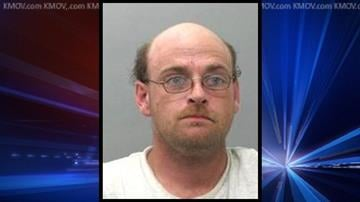 Scott Holt was arrested for allegedly making meth in a vehicle parked at a White Castle parking lot. By Dan Mueller
