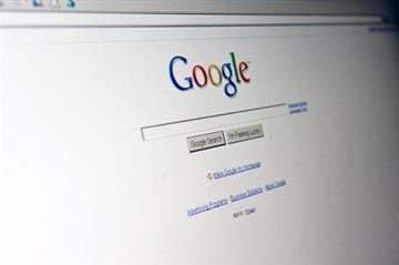 The Google search page appears on a computer screen in Washington on August 30, 2010.       AFP PHOTO/Nicholas KAMM (Photo credit should read NICHOLAS KAMM/AFP/Getty Images) By NICHOLAS KAMM