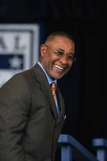 COOPERSTOWN, NY - JULY 31: Hall of Famer Ozzie Smith attends the Baseball Hall of Fame Induction ceremony on July 31, 2005 at the Clark Sports Complex in Cooperstown, New York.  (Photo by Ezra Shaw/Getty Images) By Ezra Shaw