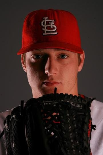 JUPITER, FL - MARCH 01:  Pitcher Shelby Miller #91 of the St. Louis Cardinals during photo day at Roger Dean Stadium on March 1, 2010 in Jupiter, Florida.  (Photo by Doug Benc/Getty Images) By Doug Benc
