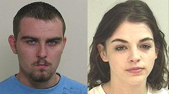 Donald Miller, 22, and Heather Smith, 20, By Lakisha Jackson