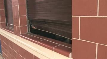 Authorities were called to St. Charles High School early Tuesday morning after someone reported the concession stand was vandalized By Stephanie Baumer
