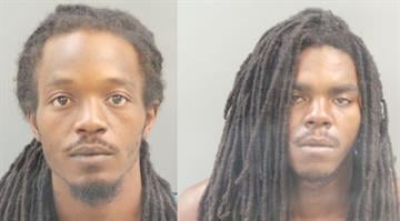Terrell Perkins, 26, and DeonAndre Ford, 21 have been charged with first degree assault, armed criminal action, shooting a firearm from a motor vehicle, and endangering the welfare of a child