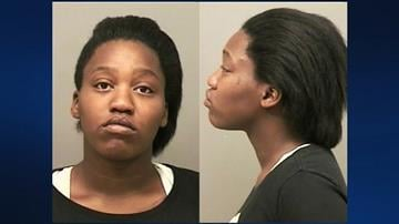 21-year-old Matia Petty is charged aggravated assault in connection to a TN. stabbing where the father of her son used the child as a shield. By Stephanie Baumer