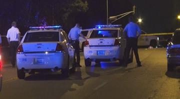 Authorities said a 19-year-old was robbed and shot on 20th and N. Grand around 1:30 a.m. By Stephanie Baumer