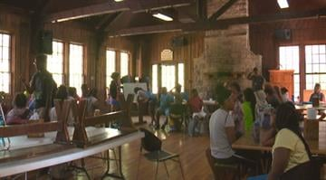 Camp Wyman is dedicated to ending the cycle of poverty in St. Louis and beyond by giving young people a chance they would otherwise would not have. By Stephanie Baumer