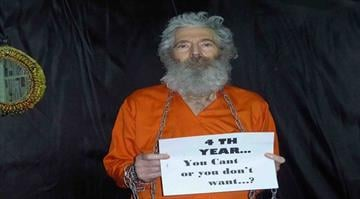 AP reveals missing American's back story.  Robert Levinson, who vanished seven years ago in Iran, was working for the CIA on an unapproved spy mission, an AP investigation finds. It's a secret the U.S. has long sought to keep. By Carlos Otero