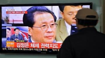 Kim Jong Un's uncle put to death.  North Korea's stunning announcement comes just days after Jang Song Thaek -- long considered the country's No. 2 power -- was charged with corruption and removed from all his posts. By Carlos Otero