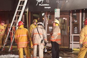 (KMOV.com) – Tony's Prohibition Lounge in Alton was saved after an employee spotted flames Monday morning. By Stephanie Baumer