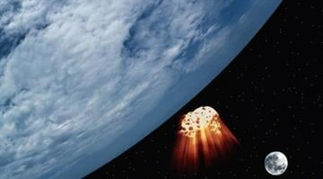 Odds of getting hit by an asteroid: 1 in 250,000Odds of winning Mega Millions: 1 in 259 million...ouch By Brendan Marks