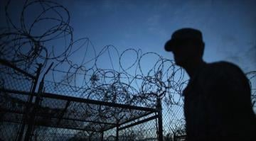 Congress forges pact on Guantanamo.  A key senator estimates that up to half of the 160 terror detainees could be sent home under the agreement -- a victory for Obama. By Carlos Otero