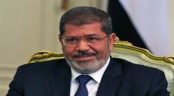 Egypt's Morsi faces new charges.  Prosecutors accuse the ousted president and other Muslim Brotherhood leaders of a sweeping terror conspiracy. By Mark Wilson