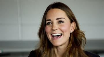 LONDON, ENGLAND - OCTOBER 18:  Catherine, Duchess of Cambridge attends a Sportaid Athlete Workshop at Queen Elizabeth Olympic Park on October 18, 2013 in London, England.  (Photo by David Bebber - WPA Pool /Getty Images) By WPA Pool