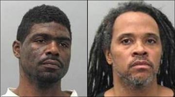 Eric Oliphant and Johnnie Jenkins face charges for allegedly breaking into and stealing from two University City apartments on separate days in early December. By Brendan Marks