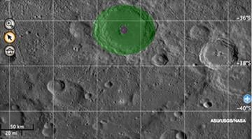 This Mercury impact crater was named after John Lennon By Alexander Schuster