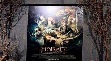 """HOLLYWOOD, CA - DECEMBER 02: A general view of atmosphere at the premiere of Warner Bros' """"The Hobbit: The Desolation Of Smaug"""" at TCL Chinese Theatre on December 2, 2013 in Hollywood, California.  (Photo by Mark Davis/Getty Images) By Mark Davis"""