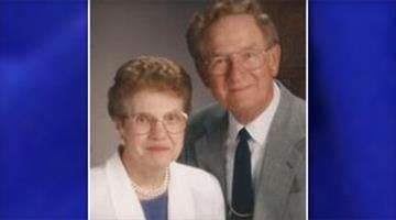 Ruth and Harold Knapke died on the same day, the week before their 66th wedding anniversary. / FAMILY PHOTO By Belo Content KMOV