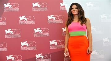 US actress Sandra Bullock poses during the photocall of the movie 'Gravity' presented out of competition on the opening day of the 70th Venice Film Festival on August 28, 2013 at Venice Lido.(TIZIANA FABI/AFP/Getty Images) By KMOV Web Producer