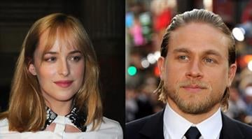 "Dakota Johnson and Charlie Hunnam will star in the film adaptation of ""Fifty Shades of Grey."" / GETTY By Belo Content KMOV"