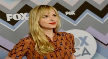 PASADENA, CA - JANUARY 08: Actress Dakota Johnson arrives at the FOX All-Star Party at the Langham Huntington Hotel on January 8, 2013 in Pasadena, California. (Photo by Kevin Winter/Getty Images) By KMOV Web Producer